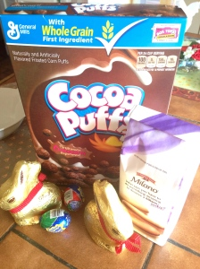 Thanks Easter Bunny!