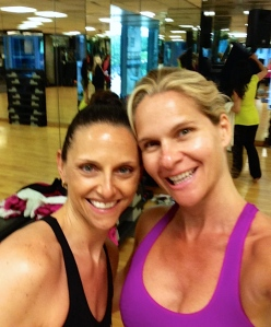 """with """"Amy G,"""" Master Trainer of New York"""