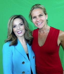 "With Allison Haunss, Host & Executive Producer of the ""Working Woman Report"""