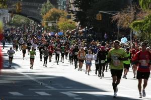 ING New York City Marathon, Runners